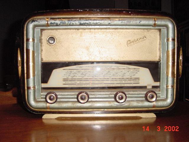 Radios antiguas a valvulas - Fotos radios antiguas ...